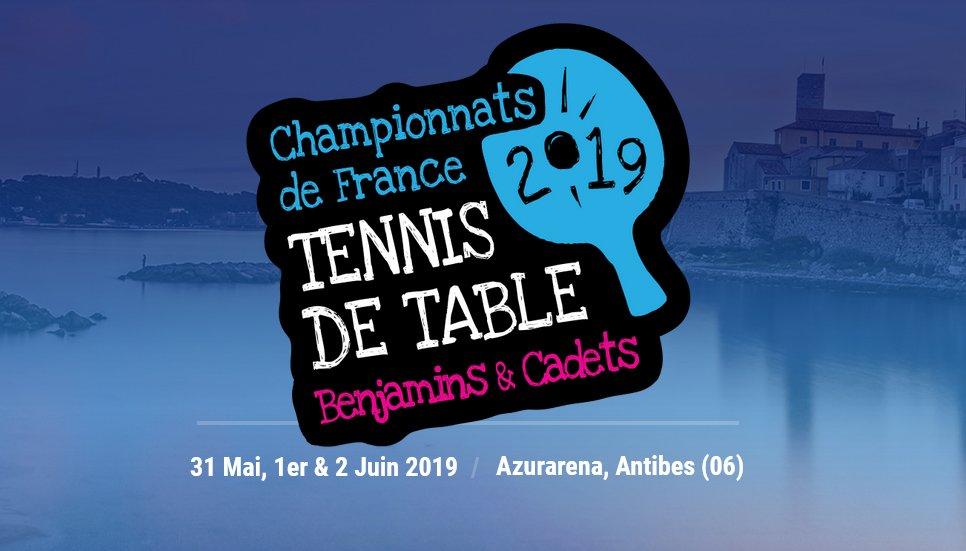 Le Club d'Antibes accueille les Championnats de France Benjamins et Cadets !!!